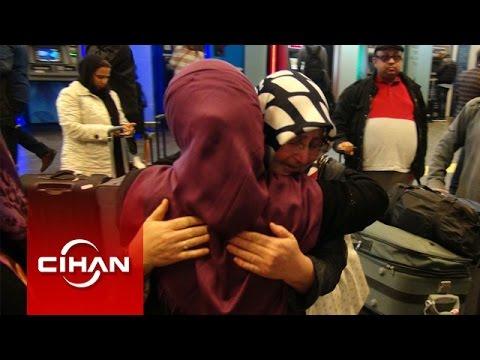 Yemen'deki Türk öğretmen ve öğrenciler yurda döndü