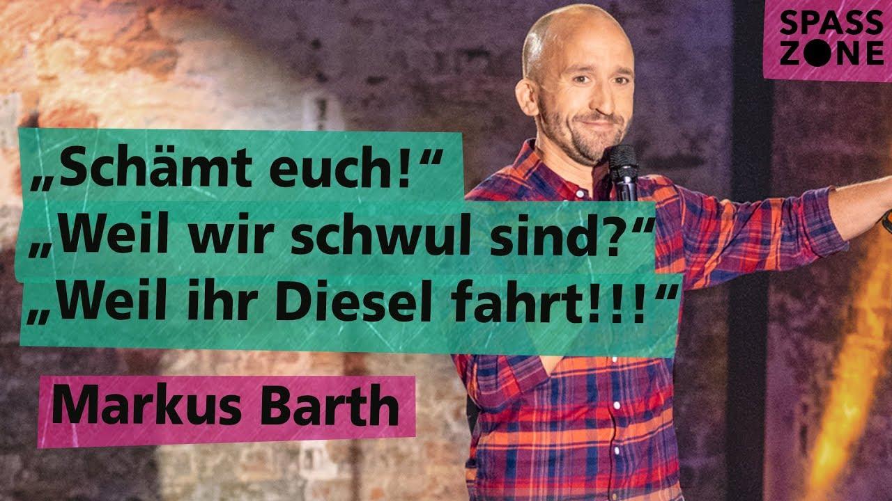Markus Barth: Argentinien, Berlin und Köln auch | SPASSZONE