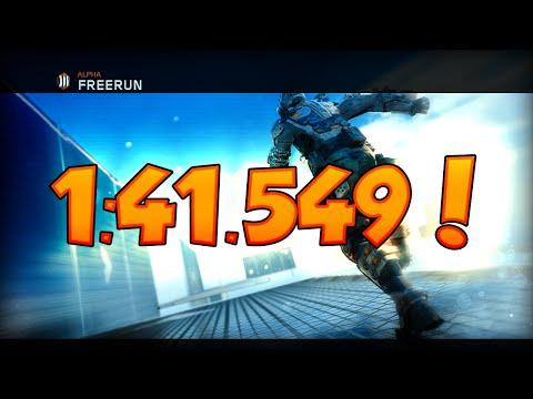 BO3 Freerun Alpha WR 1:41.549!! (12/31/15) UNTOUCHABLE!