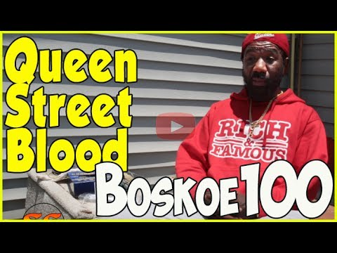 Queen Street's Boskoe100 on Kyynng conflict & his Instagram growing to 130,000 followers (pt.1of3)