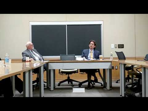 Paul D'Anieri: Democracy And Geopolitics In The Conflict Over Ukraine (Livestream)