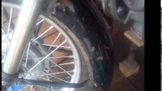 (Урал,Днепр) К-750 Переделка под круйзер, ни одной запчасти от импортного мотоцикла! 2(, 2014-08-13T03:31:11.000Z)