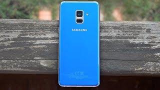 мобильный телефон Samsung Galaxy A8 2018 32GB ремонт
