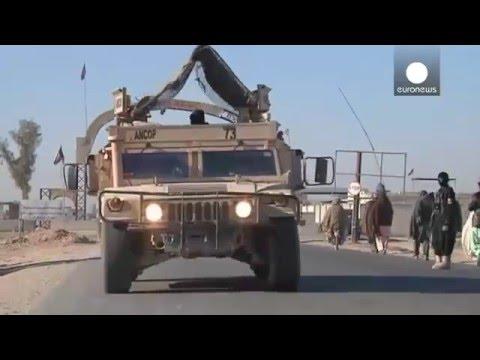 Sangin retaken as Afghan, US and UK forces push Taliban back to Pakistan