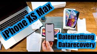 iPhone defekt - Daтen retten - iPhone XS Max Datenrettung - How to recover data on an iPhone XS Max