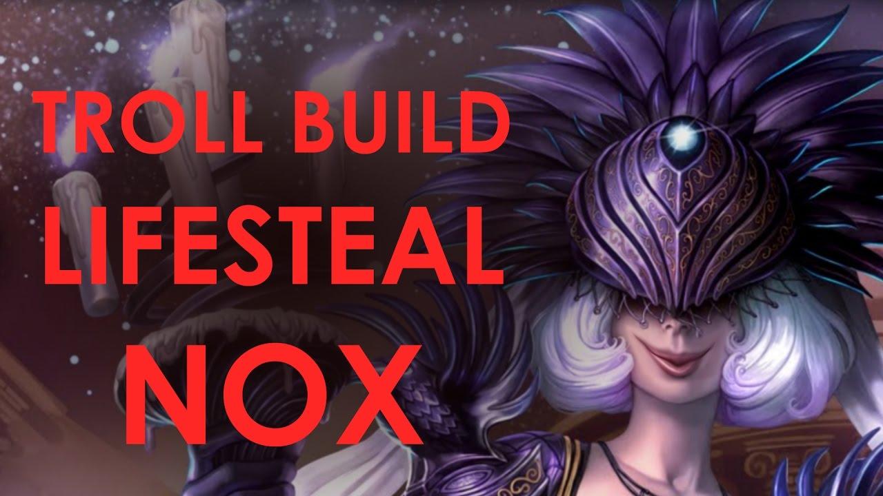 Smite  Op Builds
