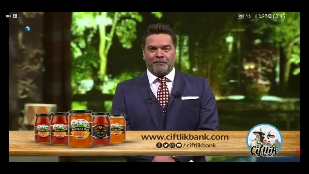 Çiftlik Bank Beyaz Show Reklamı 28.10.2017