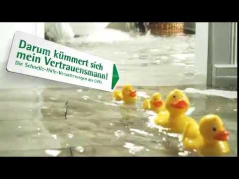 LVM Wohngebäudeversicherung - Leitungswasserschaden