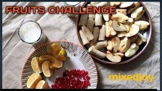 FRUIT EATING CHALLENGE | 4KG | EPIC FAILS