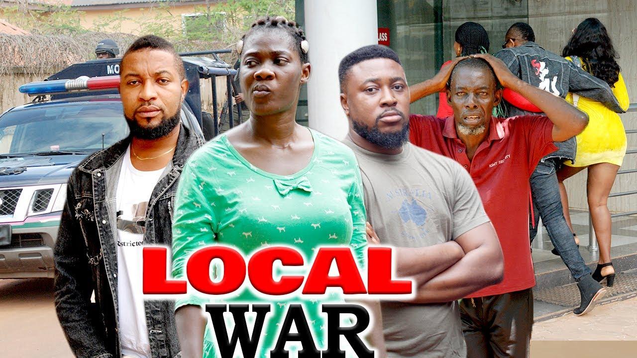 Download LOCAL WAR (MERCY JOHNSON) - LATEST NIGERIAN NOLLYWOOD MOVIES