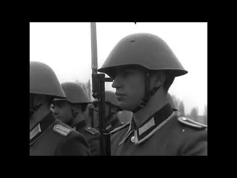 Yorckscher Marsch - East German Parade Rehearsal (1963)
