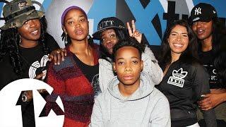 1Xtra's Female Freestyle ft. Lady Lykez, C Cane, The Floacist & Ms Banks