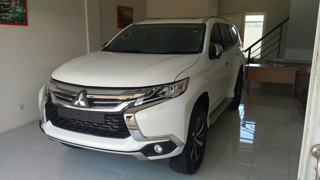 In Depth Tour Mitsubishi All New Pajero Sport Dakar 4x4 Pajero