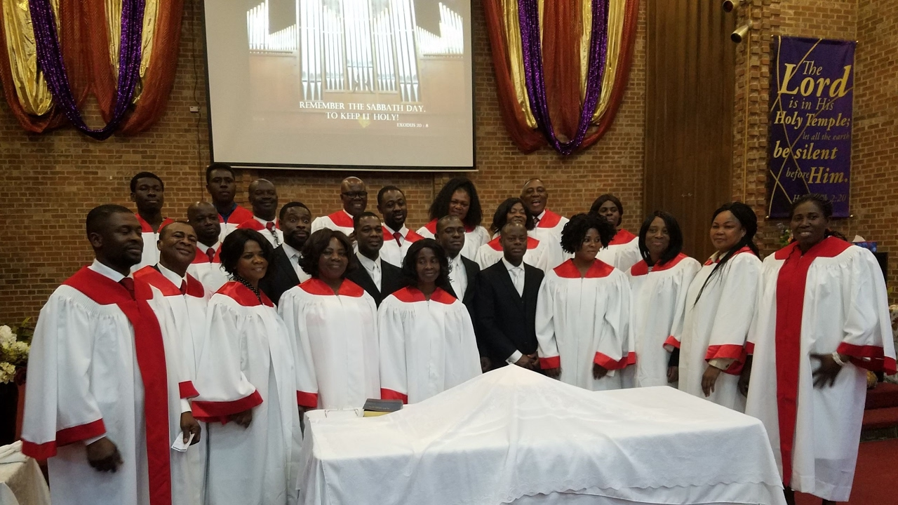 DFW Ghanaian SDA Church
