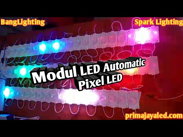 Modul LED Automatic Pixel LED