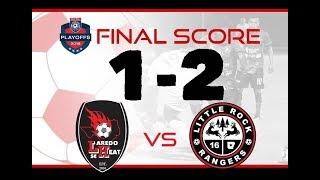 Laredo Heat SC vs. Little Rock Rangers