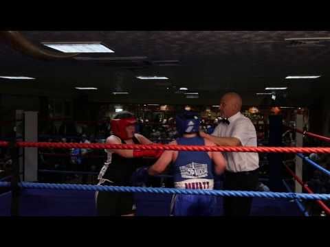 Crofts Club Boxing Night