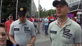 Slovenská policie LŽE...část 1.