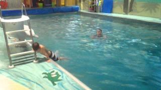 Jayce Swimming 3 2011