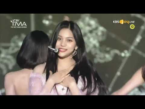 190424 GFRIEND (여자친구) Time for the moon night & Sunrise The Fact Music Awards 2019
