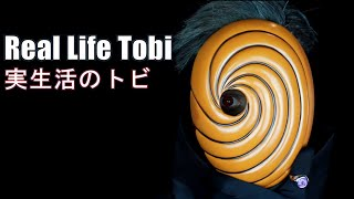 Complete Tobi Obito Cosplay Tutorial mask clothes hair