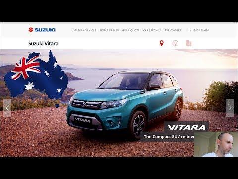 Ausztrál Suzuki Vs Magyar Suzuki
