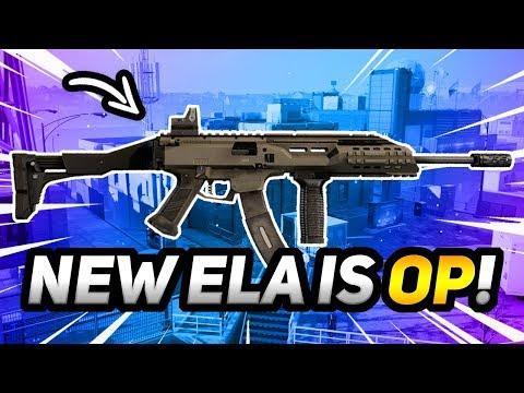 New Ela Is OP!