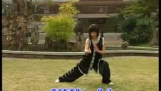 [Kung Fu] Стиль змеи Шэсинцюань (蛇風格). part  2.