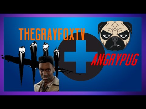 (How To Unhook) & Save Angrypug (twice) DBD Dead By Daylight TheGrayFoxTv 2020