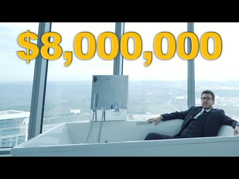 Panoramic Penthouse in Maslak     $8.000.000     THE BROKER Turkey Vlog #3