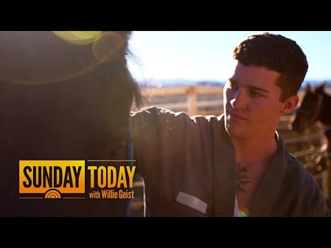 Prison Inmates Taming Wild Horses Are Learning How To Handle Themselves | Sunday TODAY
