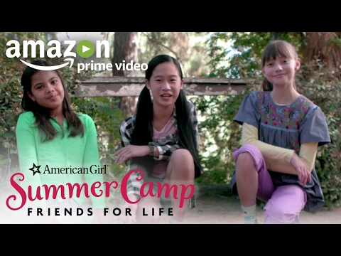 An American Girl Story: Summer Camp, Friends For Life - Teaser Trailer | Prime Video Kids