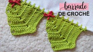 Barrado De Crochê Natalino – Arvore De Natal
