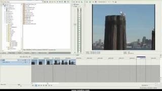 4 видео Урок по программе Sony Vegas Русский