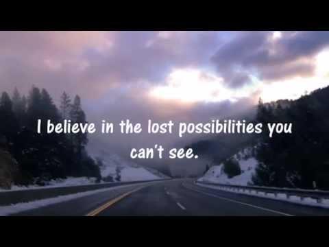 Christina Perri - I Believe (Lyrics)
