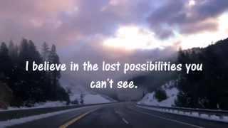 Repeat youtube video Christina Perri - I Believe (Lyrics)