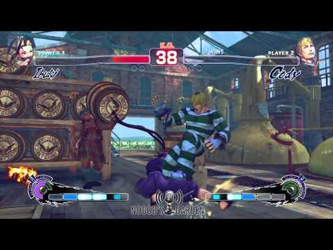 Nobod's Garden   Nobody vs Flash Metroid