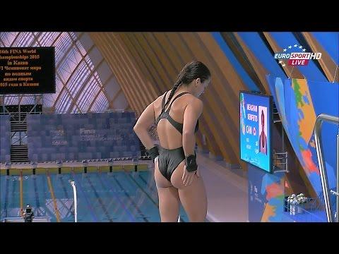 Kazan2015 Meaghan Benfeito (10m semi)