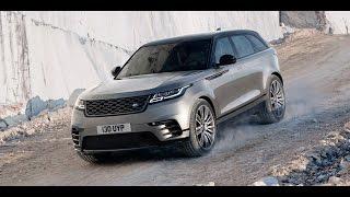 Range Rover Velar - Design, Interior and Test drive