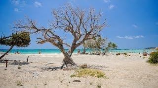 Elafonisi, Elafonissos - Piękna plaża na Krecie (Grecja)