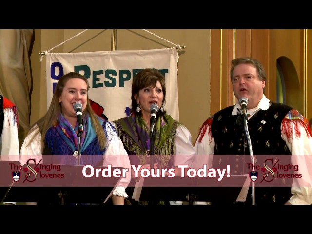The Singing Slovenes - Polka Mass - Official Trailer