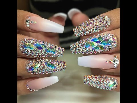 Coffin Nails Spring 2017 Best Ideas For Ballerina Shaped