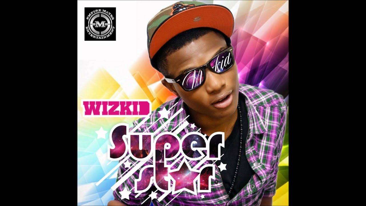 Love my baby - Wizkid