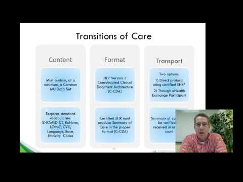 How Ohio's CliniSync HIE Can Help Hospitals Reach Meaningful Use Stage 2