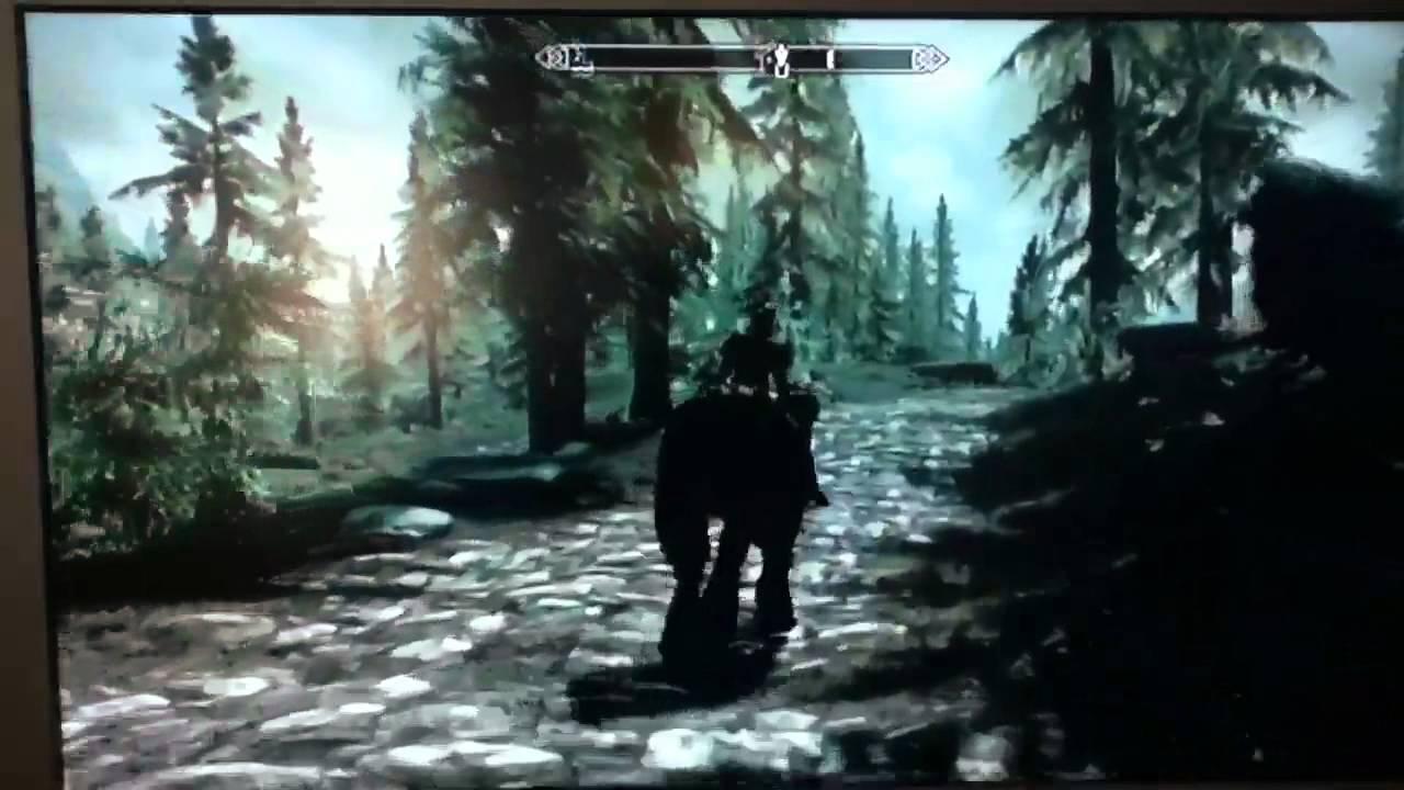 how to make follower ride horse skyrim