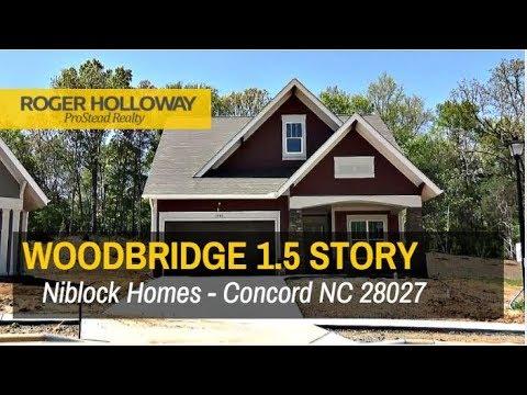Niblock Homes Woodbridge Patio For In Concord Nc