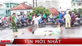 Tai nạn chết người, cầu Phú Xuân tê liệt nhiều giờ