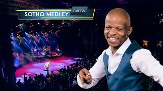 Omega Khunou - Sotho Medley - Gospel Praise & Worship Song screenshot 5