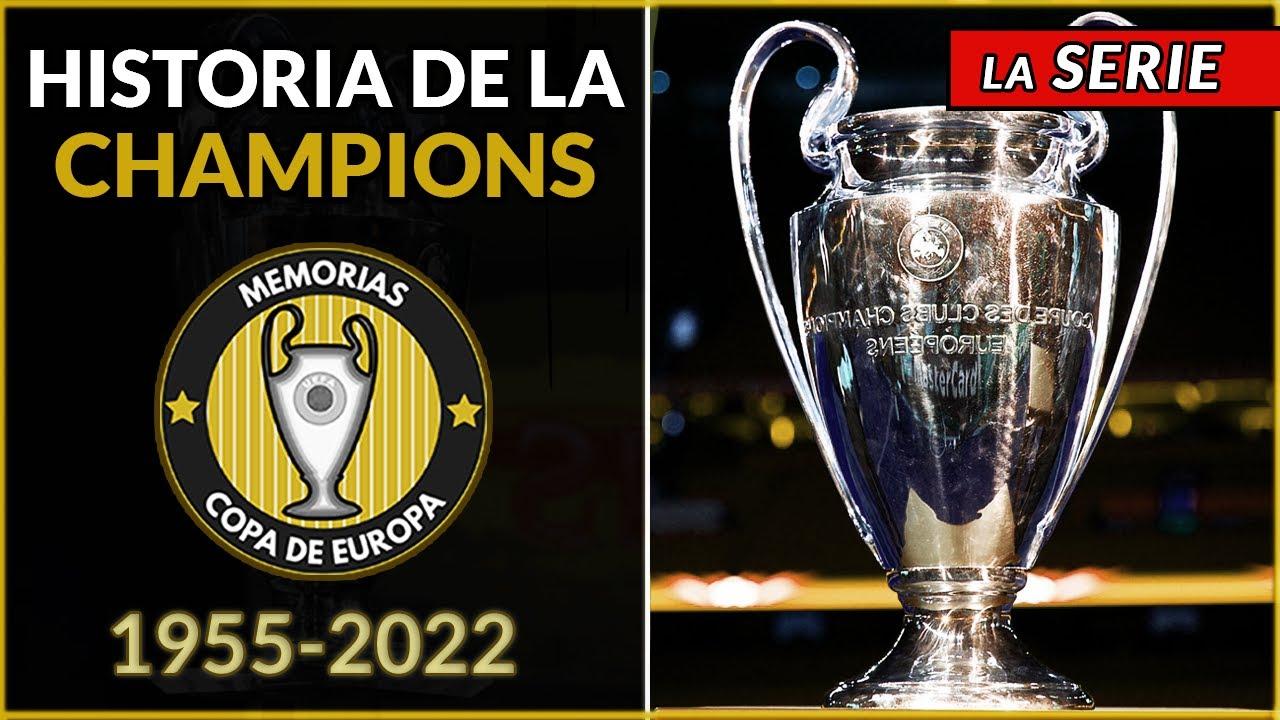 Historia De La Champions La Copa De Europa 1955 2021