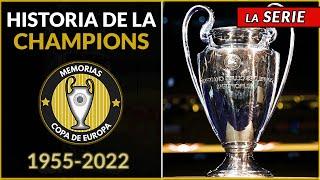 CHAMPIONS LEAGUE 🏆 | El Nacimiento de la Copa de Europa